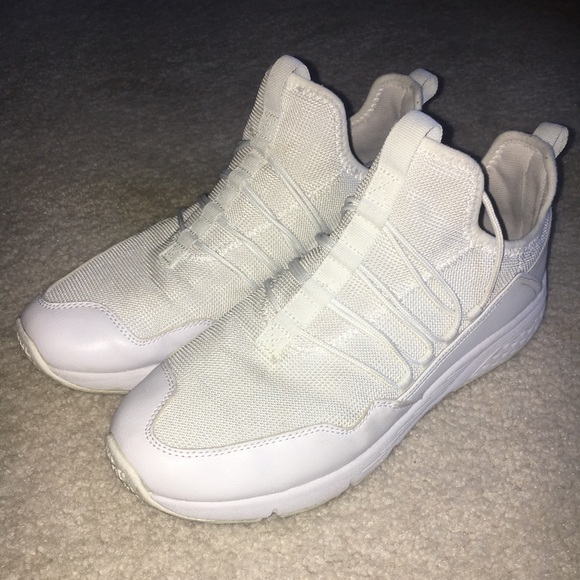 H\u0026M Shoes   All White Shoes Mens Size